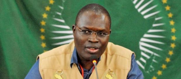Mayor of Dakar Khalifa Sall / Photo via Yahoo, AFP