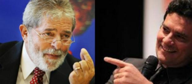 Moro pode mandar prender Lula - Foto/Google