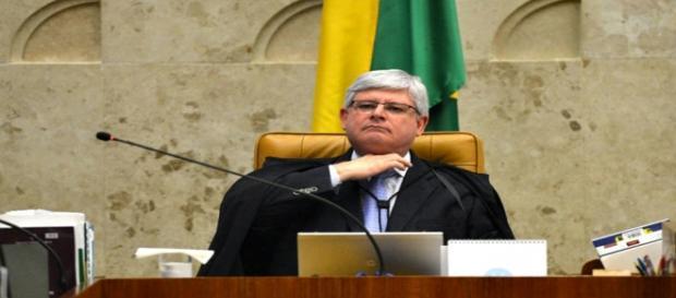 O procurador-geral da República Rodrigo Janot
