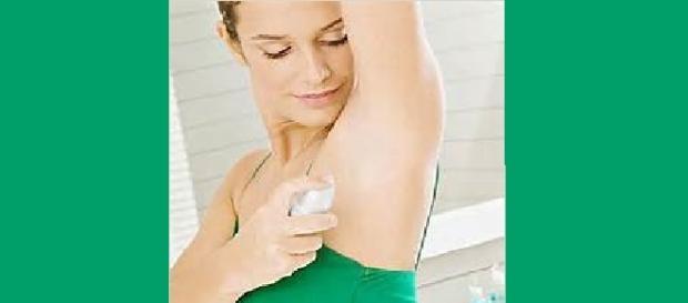 Utilizar el desodorante de manera correcta
