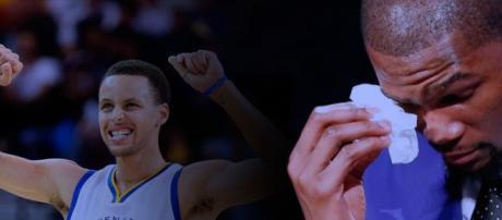 Final de la conferencia oeste: Warriors 4 - 3 Thunder