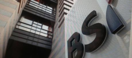 La sede della Banca Italo-Svizzera BSI