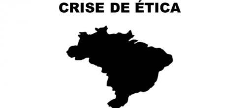 CRISE ÉTICA A MORTE DE UM PAÍS