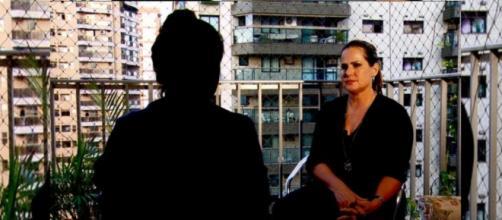 'Fantástico' mostra entrevista com jovem violentada