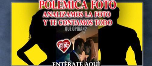 Foto polémica de Gala Caldirola