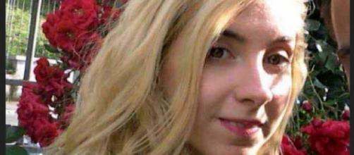 La giovane Sara Di Pietrantonio