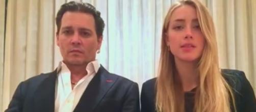 Novità sulla separazione tra Jonny Depp e Amber Heard