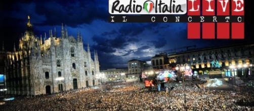 Radio Italia Live 2016 cast ufficiale