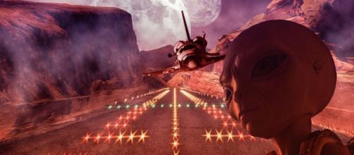 Sconcertante filmato mostra velivoli misteriosi nel cielo dell'Ohio.