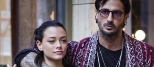 Silvia e Fabrizio innamoratissimi
