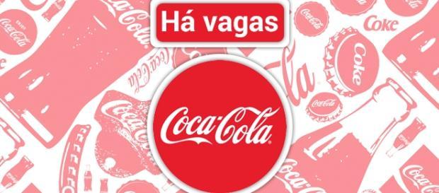 Coca-Cola está contratando e tem vagas em vários países - Foto: Reprodução Andbloom