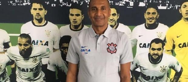 Cristóvão Borges assume o time nesta segunda feira, 20 de junho (Foto: Divulgação/Corinthians)