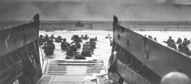 D-Day Normandy Invasion (National Archives)