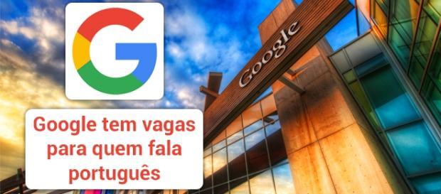 Google tem vagas para fluentes em português - Foto: Reprodução Pictures.4ever