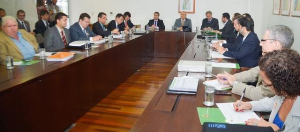 Governo teve reunião com sindicalistas no último dia 18 para discutir Previdência (Foto: José Cruz/Agência Brasil)