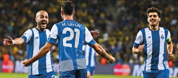 Layún foi uma das grandes surpresas do FC Porto