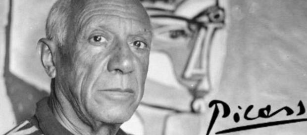 Marele pictor Pablo Picasso ale cărui opere valorează milioane
