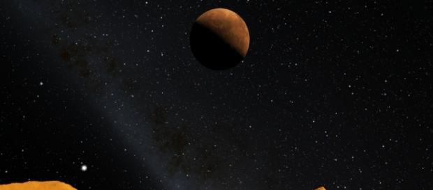 Marte visibile anche a occhio nudo nella notte tra il 30 e il 31 maggio