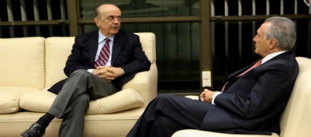 O Ministro José Serra (Relações Exteriores) enviou carta à imprensa europeia em defesa do Governo.