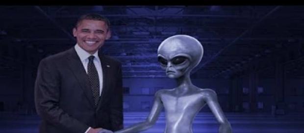 Ufo: Barack Obama rivelerà la verità prima di andare via?