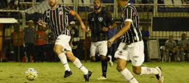 Vitória do Flu sobre o Botafogo foi uma das atrações do Brasileiro no final de semana