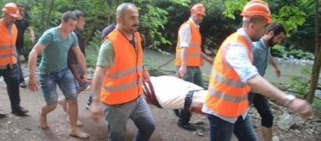 Docente italiano cade in dirupo durante escursione in Turchia