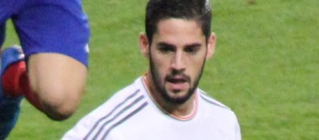 Isco, premier objectif de la Juventus de Turin