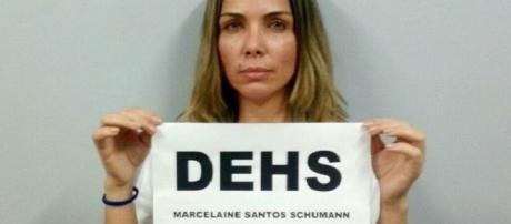 Socialite Marcelaine é acusada de encomendar assassinato de rival