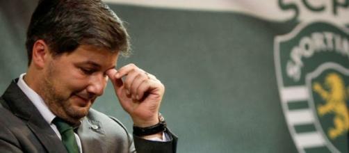 Bruno de Carvalho é o atual Presidente do Sporting