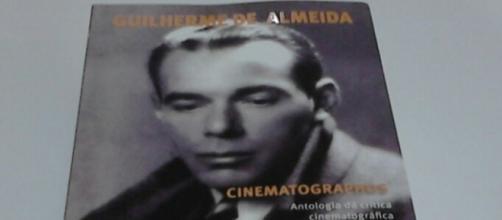 Capa de Cinematographos / Foto da jornalista