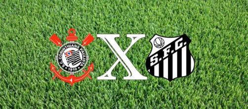 Corinthians x Santos jogam na Arena, em Itaquera