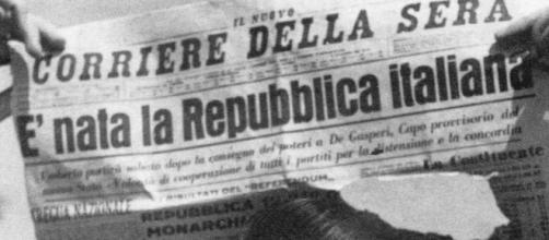 festa del 2 giugno: i primi 70 anni della Repubblica Italiana