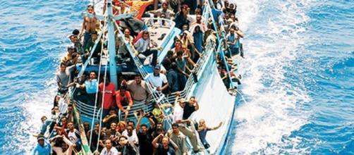 Gli immigrati seguono la rotta del Mediterraneo