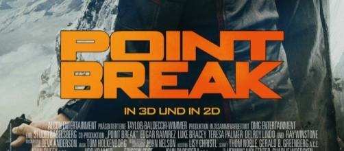 Point Break Old to New Movie Theme / image sourced via screencap - YouTube.