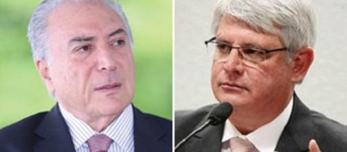 Reunião no Planalto pode selar pacto entre Temer e Janot.
