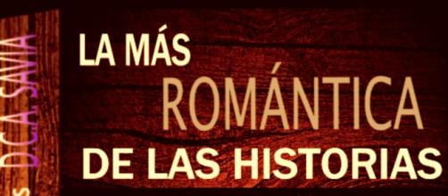 Tapa de la primer novela histórica.