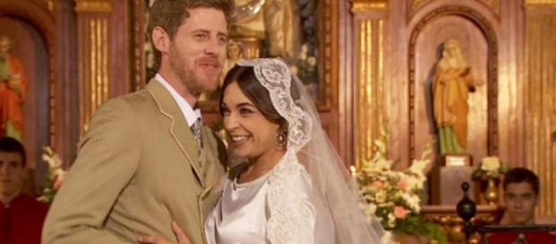 Anticipazioni Il Segreto: buone notizie per i coniugi Ortuño-Castañeda