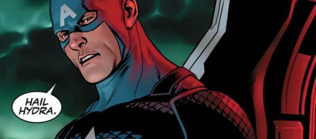Capitão América é agente da Hidra