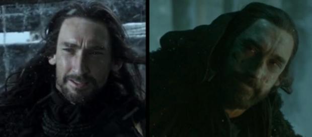 Cinco temporadas depois, Benjen reaparece (Foto: HBO)
