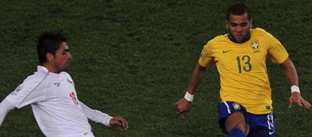 Dani Alves a signé avec la Juventus de Turin
