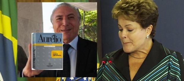 Dilma volta a ser chamada de 'presidente'
