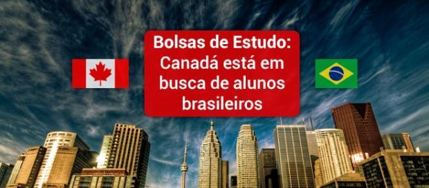 Estude no Canadá com tudo pago através de bolsas de estudo