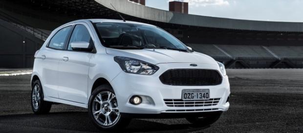 Ford Ka: compacto registrou o maior crescimento de maio