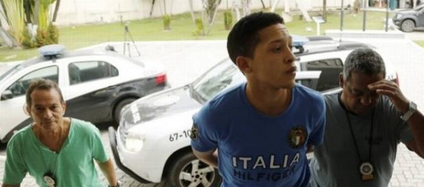 Jogador do Boavista, Lucas Perdomo, é um dos acusados do crime