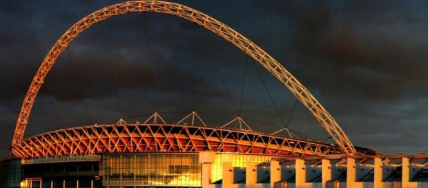 Jogo vai decorrer no lendário Wembley