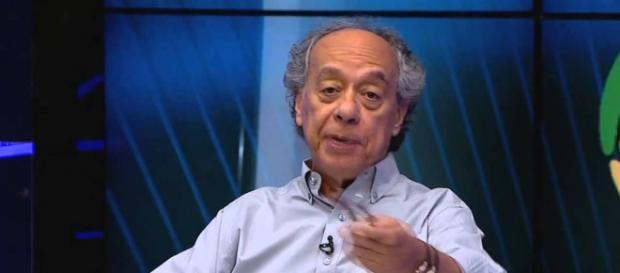 José Trajano fez um editorial não-autorizado no programa que apresenta