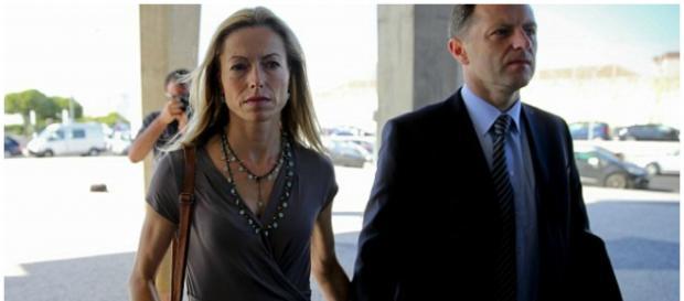 Kate e Gerry McCann insistem contra detetive português
