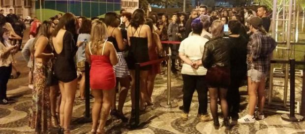 Mais de 50 mulheres alegam terem sido discriminadas na casa de shows