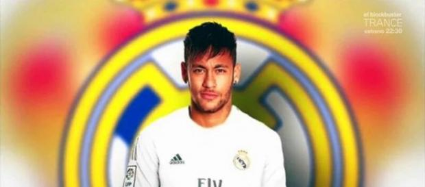 Neymar teria sido oferecido ao Real por um intermediário