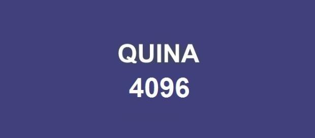 Sorteio anunciado pela CAIXA nessa segunda-feira, dia 30; Resultado da Quina 4096 com prêmio milionário